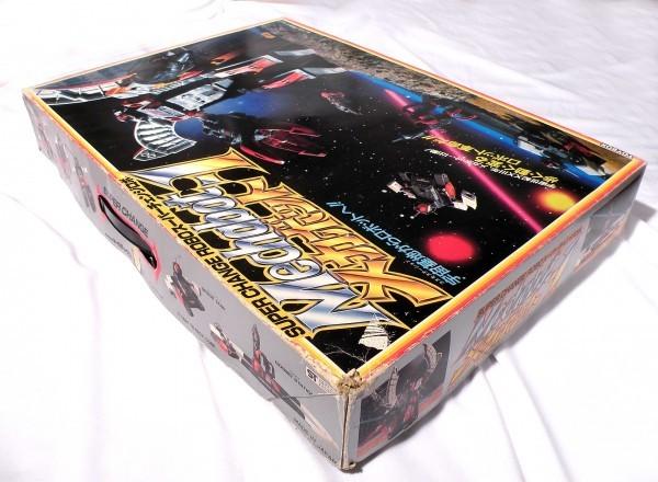 【中古】メカボット1 トランスフォーマー G1 ジャンク 検)オメガスプリーム ダイアクロン pre Transformers ガデプ_画像9