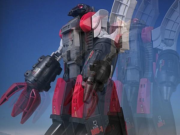 【中古】メカボット1 トランスフォーマー G1 ジャンク 検)オメガスプリーム ダイアクロン pre Transformers ガデプ_画像2