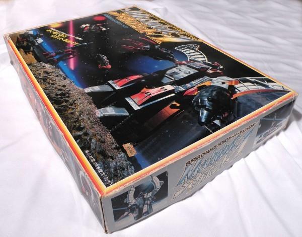 【中古】メカボット1 トランスフォーマー G1 ジャンク 検)オメガスプリーム ダイアクロン pre Transformers ガデプ_画像8