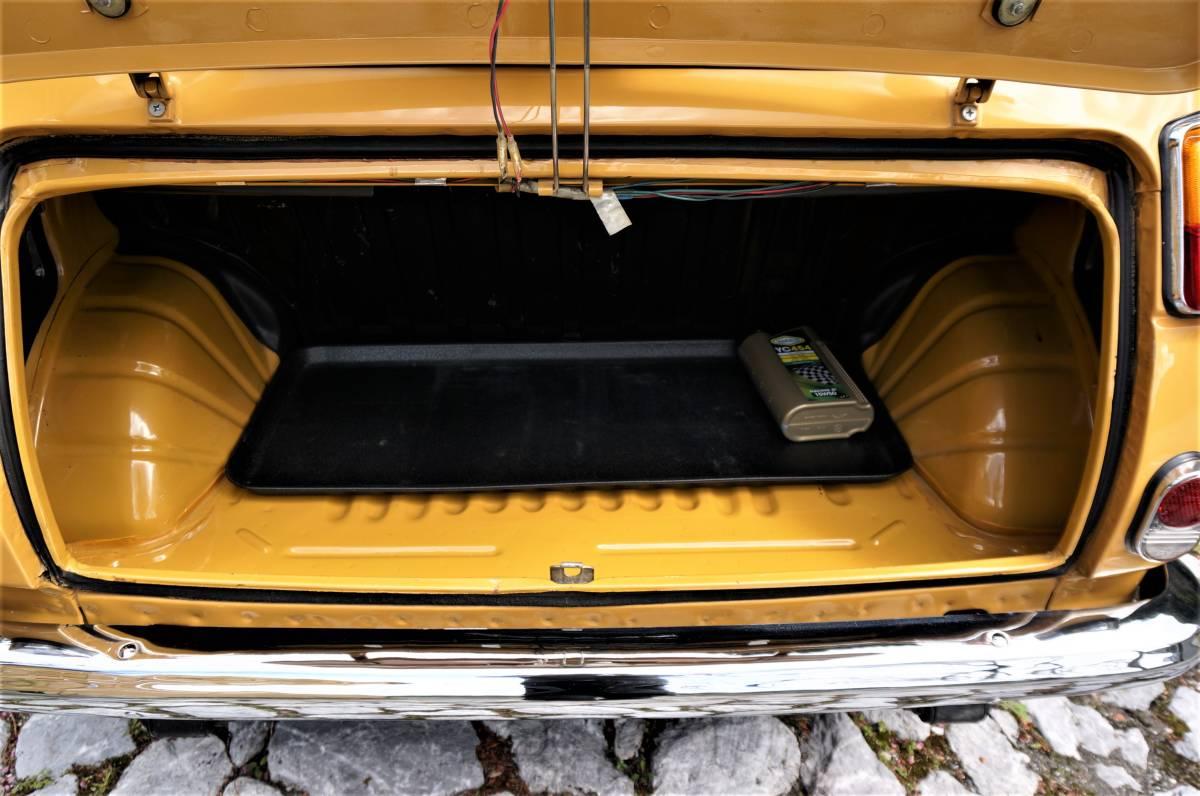 ホンダ N600 England (英国逆輸入) 稀少右ハンドル 実働車 昭和47年製_画像6