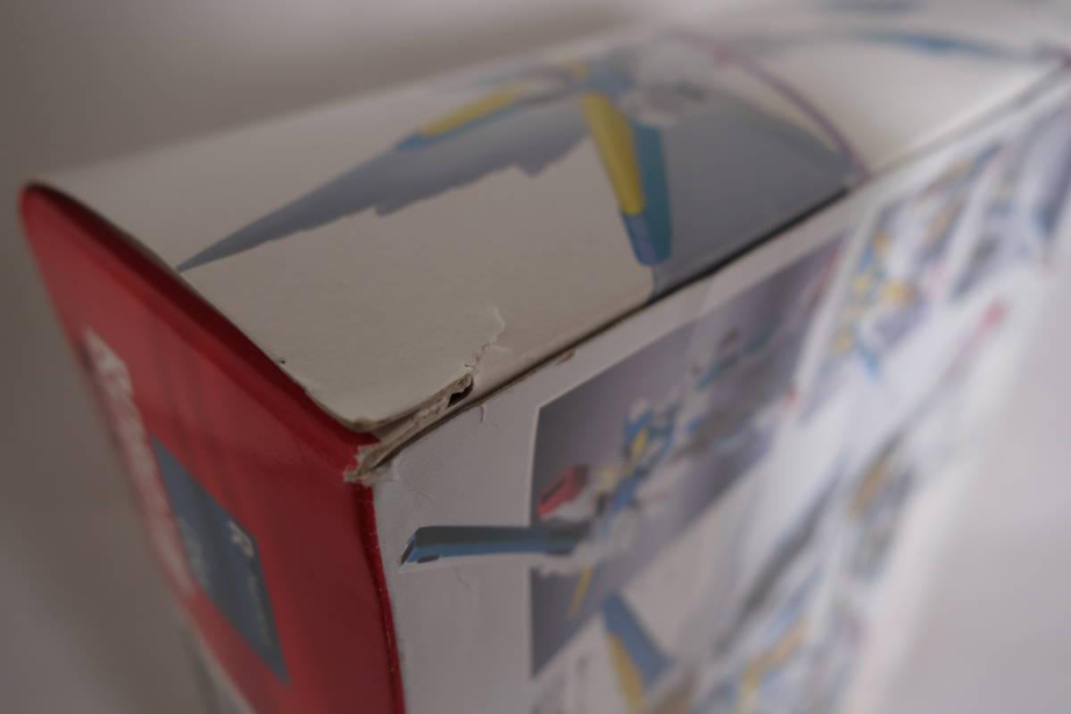 ☆Y1757N☆新品未開封 バンダイ ROBOT魂 V2 アサルトバスターガンダム / Vガンダム | フィギュア | 1円~_画像8