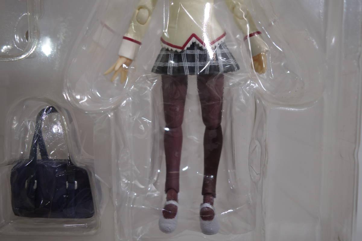☆Y1772U☆中古中身未開封 figma 魔法少女まどか☆マギカ 巴マミ 制服ver.