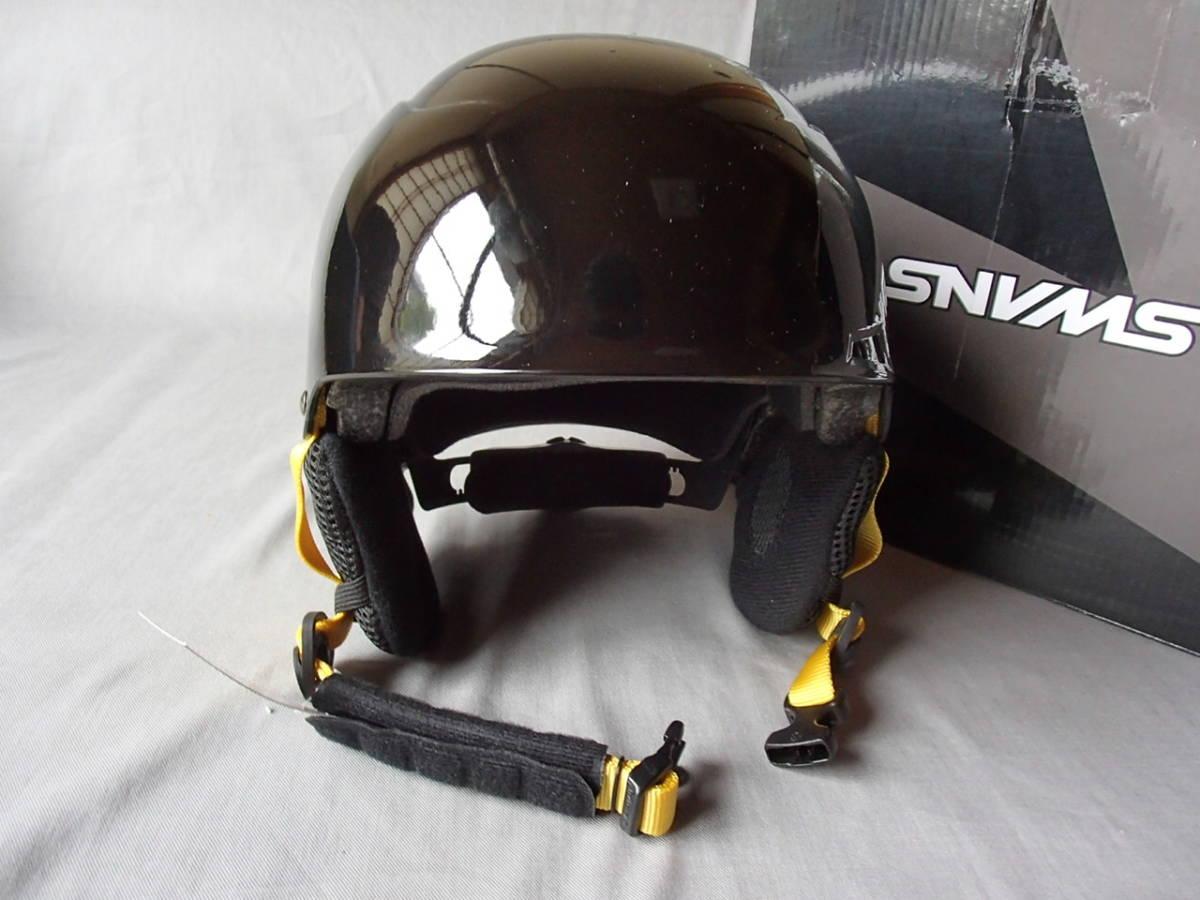 新品◆SWANS(スワンズ)H-46R ジュニア ヘルメット◆Sサイズ◇スキー/スノーボード/スケートボード/BMX_画像3