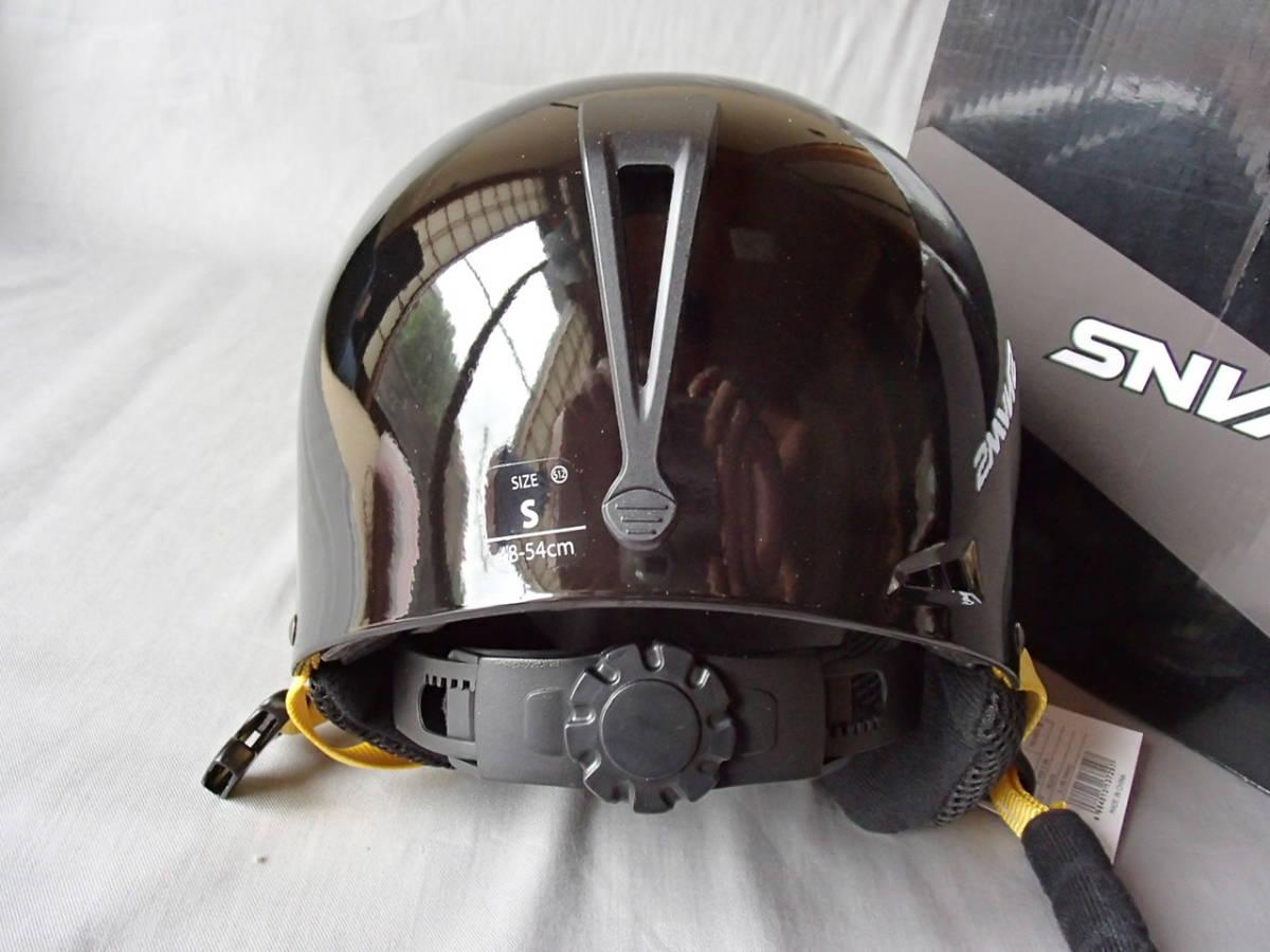 新品◆SWANS(スワンズ)H-46R ジュニア ヘルメット◆Sサイズ◇スキー/スノーボード/スケートボード/BMX_画像4