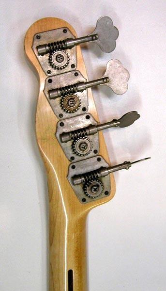 Sting リアルレプリカ Fender テレキャスターベース マ―ケンドリック(Mark Kendrick)作 _画像4