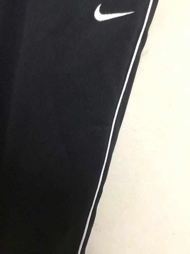 NIKE/ナイキ☆セットアップジャージ/上下セット☆ブラック×ホワイト/160/L_画像8