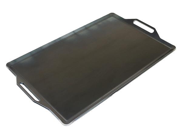 ユニフレーム UFタフグリル SUS-900 対応 グリルプレート 板厚4.5mm UN45-18L_画像2