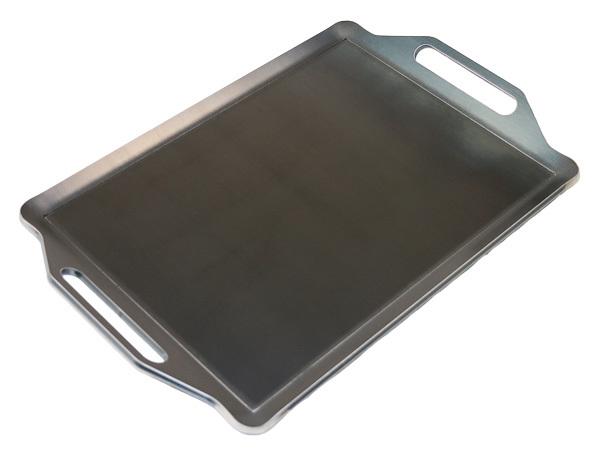 ユニフレーム UFタフグリル SUS-900 対応 グリルプレート 板厚4.5mm UN45-19L_画像2