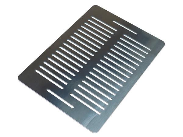 ユニフレーム UFタフグリル SUS-900 対応 グリルプレート 板厚4.5mm UN45-21L_画像2