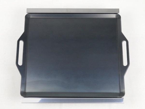 ユニフレーム UFタフグリル SUS-450 対応 グリルプレート 板厚4.5mm UN45-24_画像6