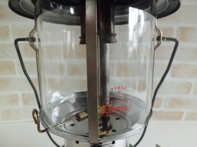 【燃焼OK・美品!】コールマン 220F ランタン 73年1月・取説/レア・廃盤 coleman ヴィンテージ_画像6