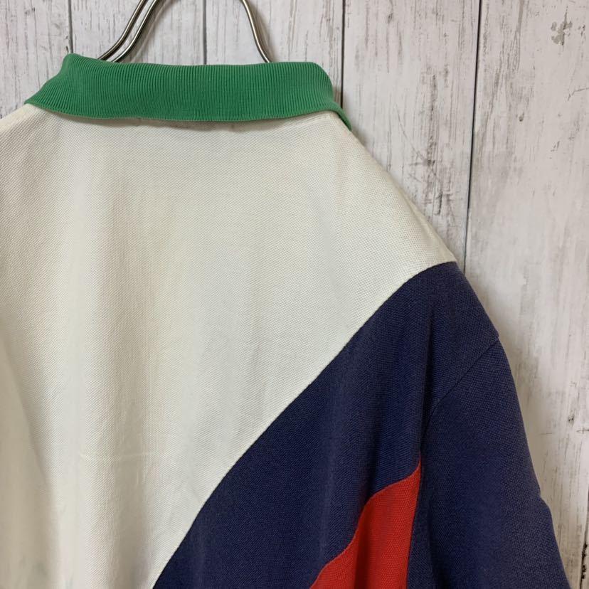 即決 POLO Ralph Lauren ラルフローレン ポロシャツ Mサイズ 中古品 ビッグポニー_画像5