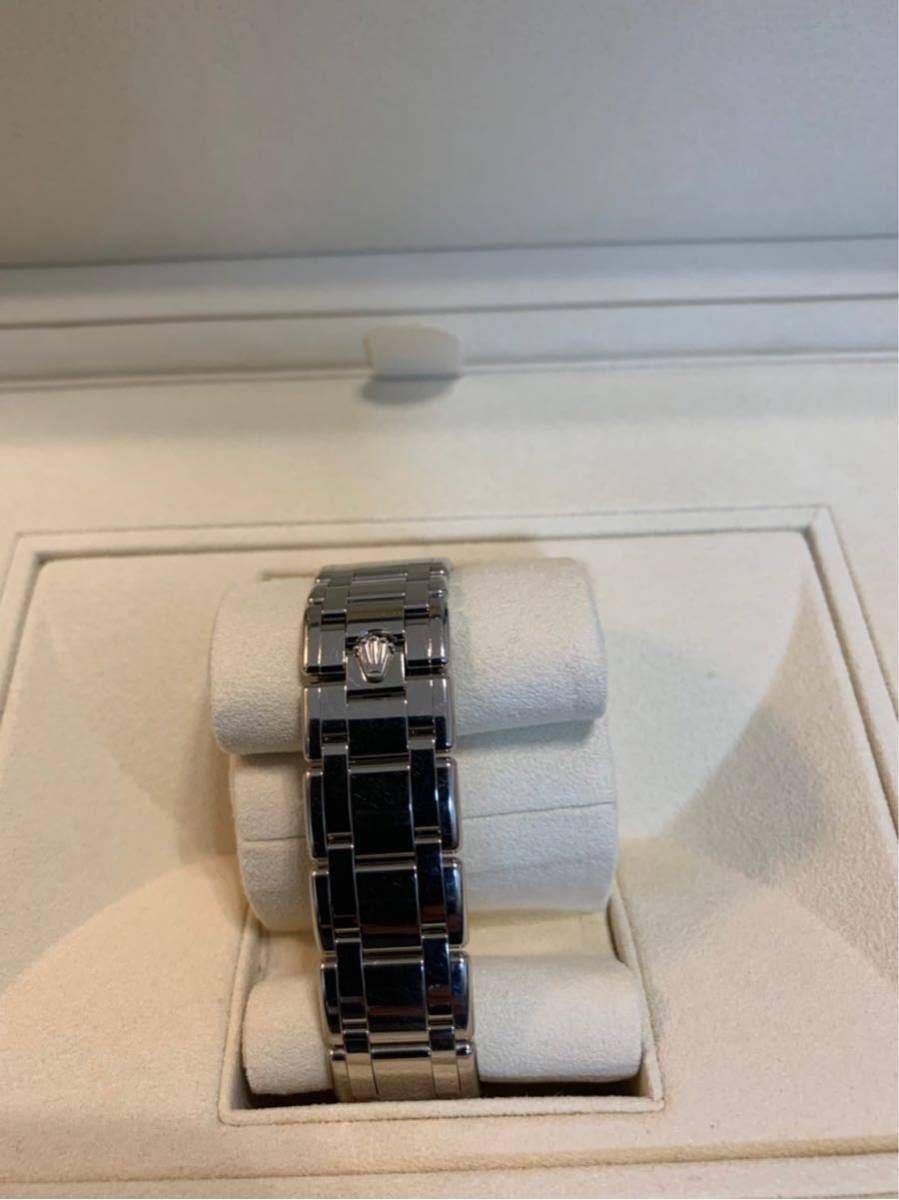 ROLEX メンズ腕時計 86349SAFUBL デイトジャスト パールマスター39_画像7