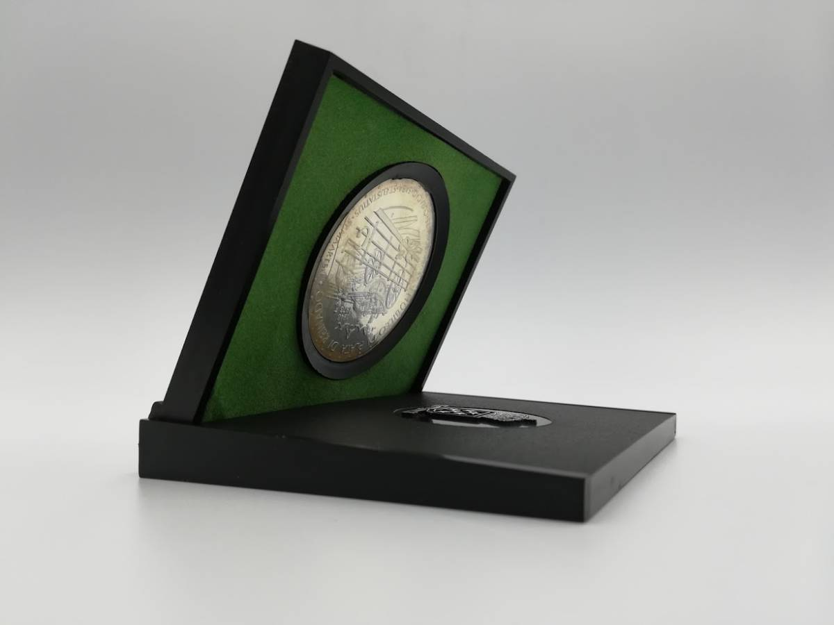 【外国貨幣 プルーフセット】1973 オランダ領アンティルプルーフ銀貨_画像5