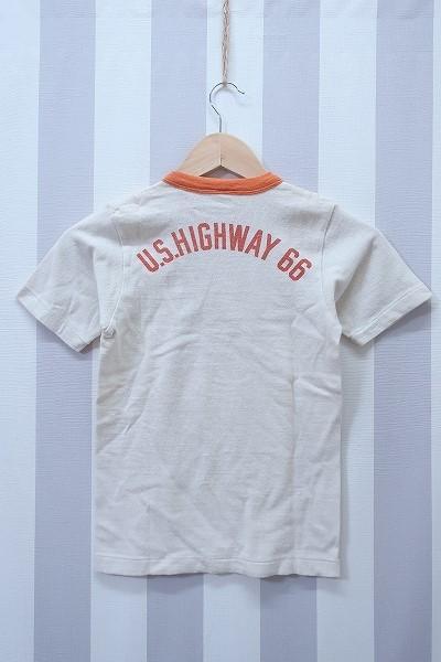 2-3911/THE CRACKER 半袖Tシャツ クラッカー UES ウエス 送料200円 _画像1