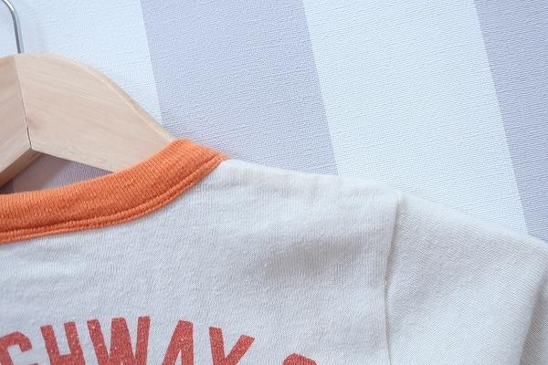 2-3911/THE CRACKER 半袖Tシャツ クラッカー UES ウエス 送料200円 _画像7
