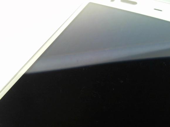 A39960*au*AQUOS PHONE SERIE*SHL23*16GB*ホワイト*ジャンク*同梱可*(t.y)②_画像7