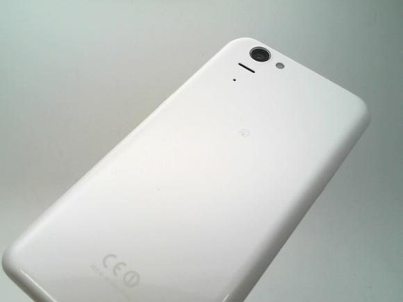 A39960*au*AQUOS PHONE SERIE*SHL23*16GB*ホワイト*ジャンク*同梱可*(t.y)②_画像2