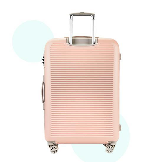 295最上級 スーツケース キャリーケース トラベルバッグ 軽量 静音 頑丈 ファスナー式 TSAロック搭載 海外旅行 小型 20インチ_画像2