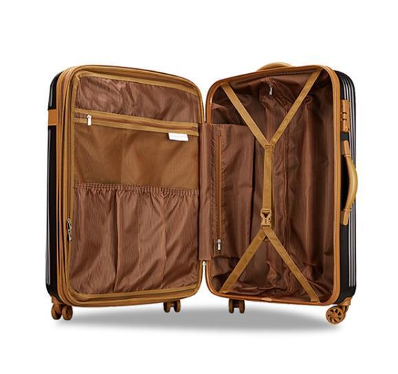 295人気推薦 スーツケース キャリーケース トラベルバッグ 軽量 静音 頑丈 ファスナー式 TSAロック搭載 ビジネス 小型 20インチ_画像2