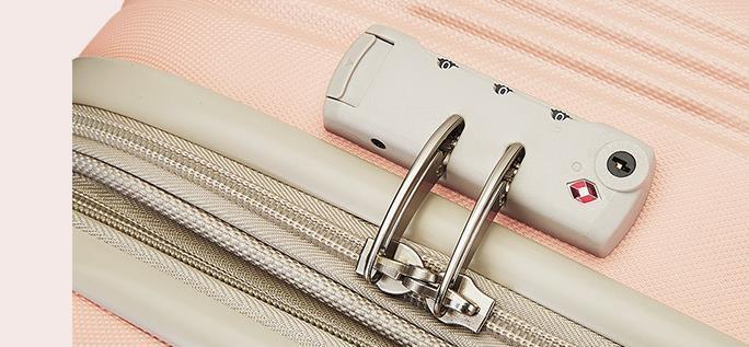 295最上級 スーツケース キャリーケース トラベルバッグ 軽量 静音 頑丈 ファスナー式 TSAロック搭載 海外旅行 小型 20インチ_画像7