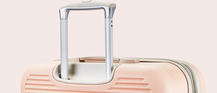 295最上級 スーツケース キャリーケース トラベルバッグ 軽量 静音 頑丈 ファスナー式 TSAロック搭載 海外旅行 小型 20インチ_画像4