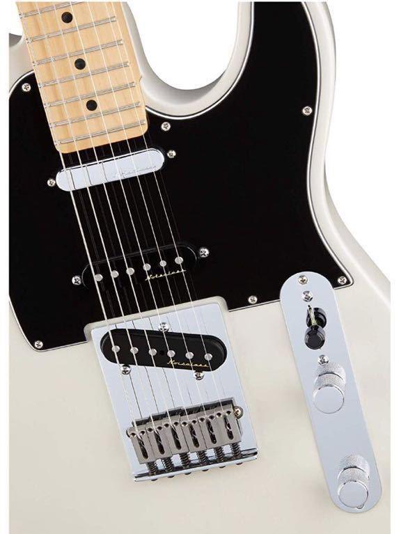 SILENT SIREN サイン入りストラップ付き Fender エレキギター Deluxe Nashville Telecaster_画像3