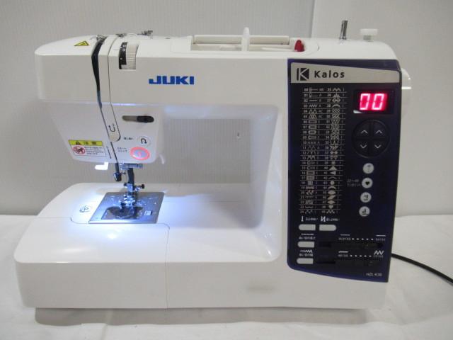 ■ジャンク■現状売 JUKI/ジューキ コンピューターミシン Model:HZL-K30 動作確認済(針が動く事のみ)_画像6