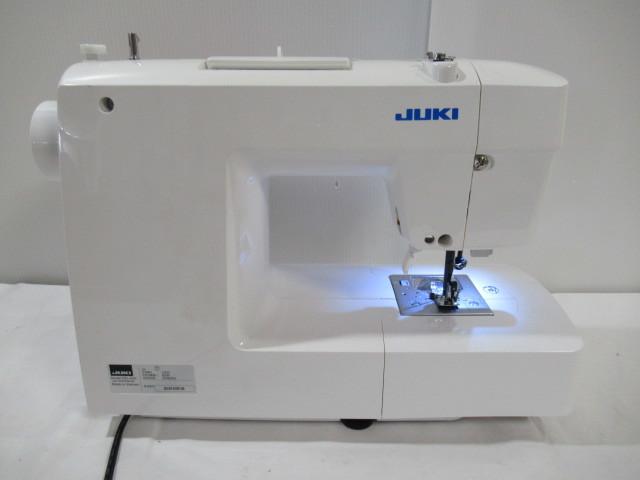 ■ジャンク■現状売 JUKI/ジューキ コンピューターミシン Model:HZL-K30 動作確認済(針が動く事のみ)_画像7