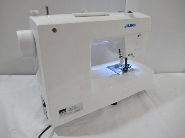 ■ジャンク■現状売 JUKI/ジューキ コンピューターミシン Model:HZL-K30 動作確認済(針が動く事のみ)_画像2