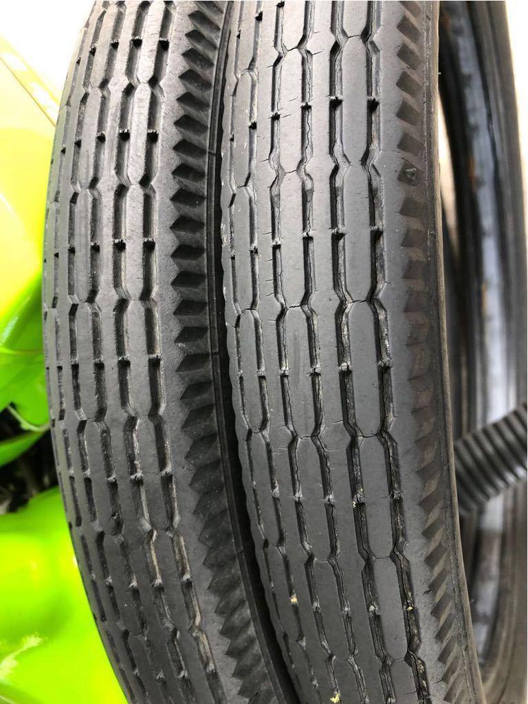 ホンダ ロードパル タイヤ チューブ 純正品 中古品 パルフレイ_画像5