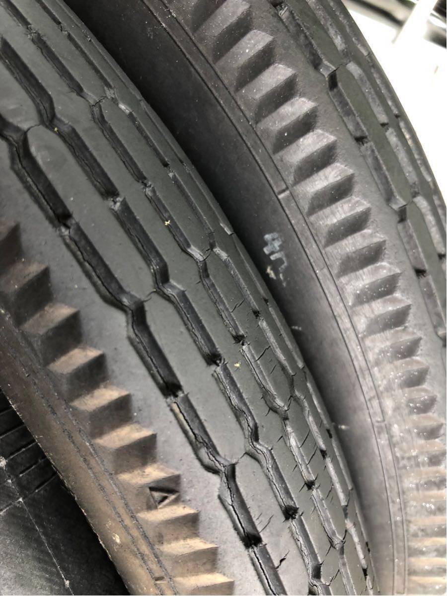 ホンダ ロードパル タイヤ チューブ 純正品 中古品 パルフレイ_画像4