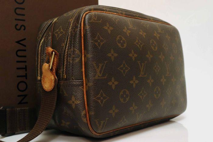 ルイヴィトン Louis Vuitton モノグラム リポーターPM ショルダーバッグ  斜め掛け 定価約16万円 メッセンジャーバッグ 鞄_画像2