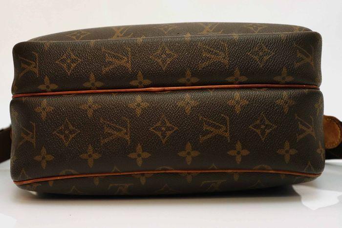 ルイヴィトン Louis Vuitton モノグラム リポーターPM ショルダーバッグ  斜め掛け 定価約16万円 メッセンジャーバッグ 鞄_画像3
