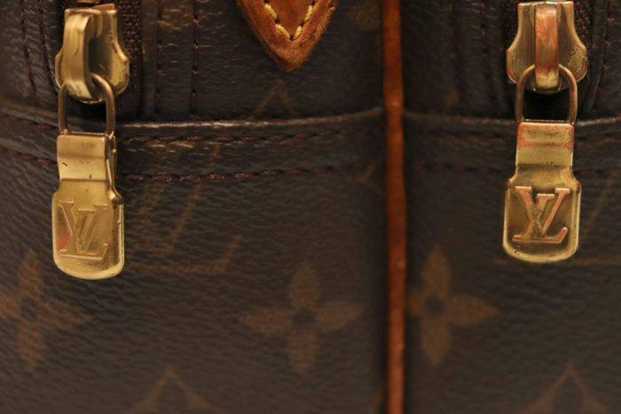 ルイヴィトン Louis Vuitton モノグラム リポーターPM ショルダーバッグ  斜め掛け 定価約16万円 メッセンジャーバッグ 鞄_画像7