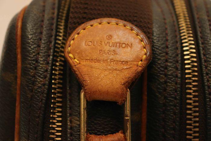ルイヴィトン Louis Vuitton モノグラム リポーターPM ショルダーバッグ  斜め掛け 定価約16万円 メッセンジャーバッグ 鞄_画像8