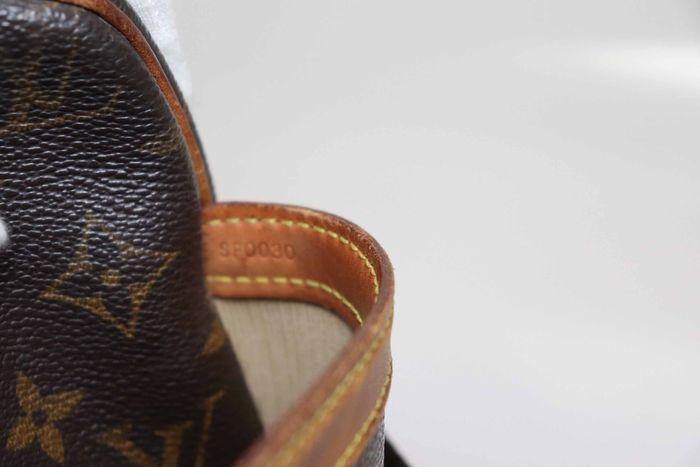 ルイヴィトン Louis Vuitton モノグラム リポーターPM ショルダーバッグ  斜め掛け 定価約16万円 メッセンジャーバッグ 鞄_画像10