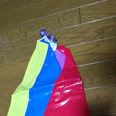 170cm巨大ビーチボール(難有り)_画像2