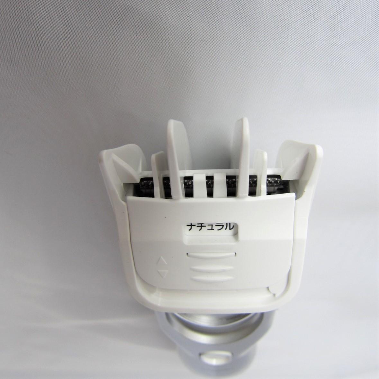 パナソニック カットモード ER-GF80 水洗い可 シルバー調_画像6