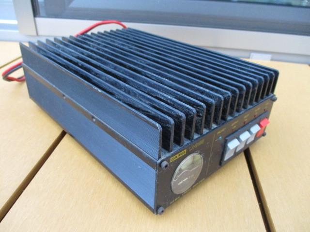 ◆◇古い無線機・安定化電源・マイクなど Sky LARK NP-100/ALINCO ALD-24/他 画像の物まとめて ジャンク◇◆_画像9