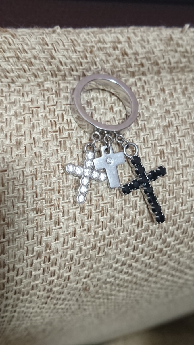 DOLCE&GABBANA Dolce & Gabbana кольцо кольцо примерно 13 номер