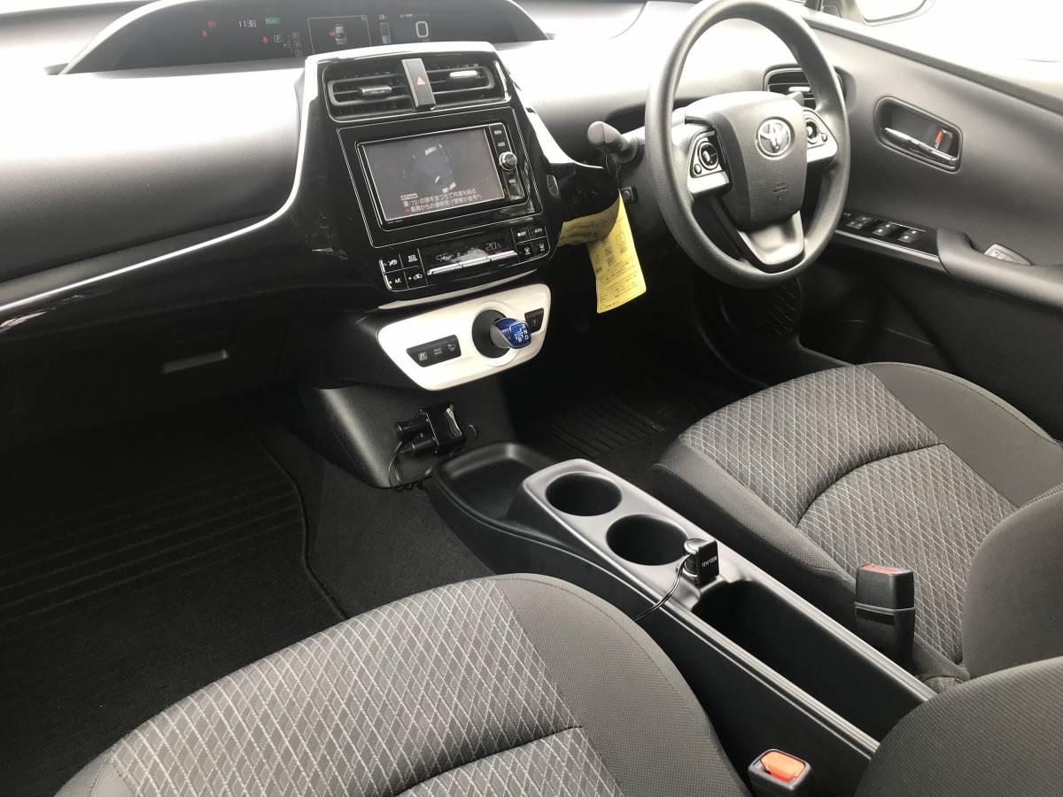 Prius E  ZVW51 H29 R2 11 9300km NSZT W66T  ETC