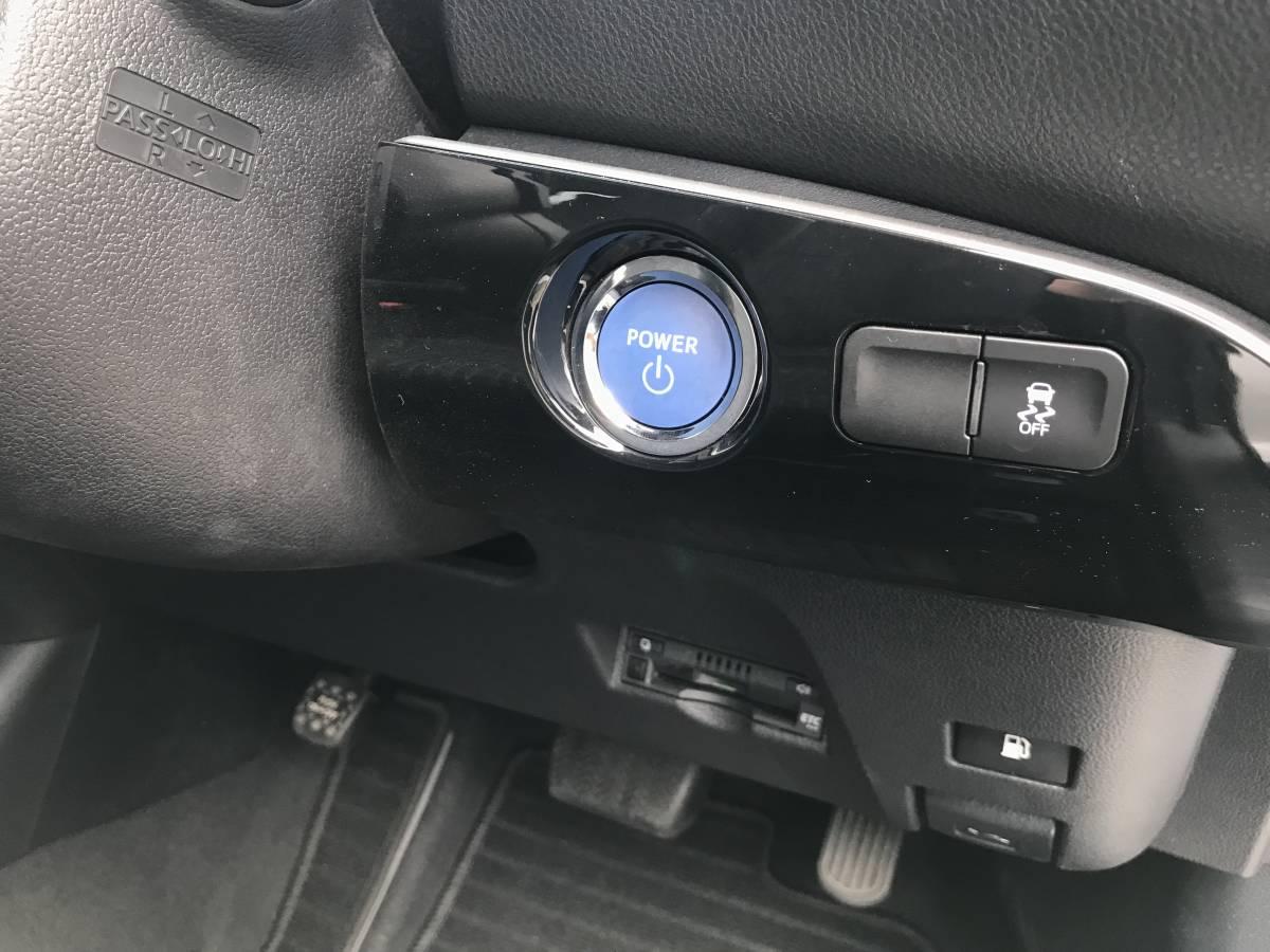 トヨタ プリウス E  ZVW51 H29年式 車検R2年11月 距離9300km 修復歴無し 純正ナビNSZT-W66T 地デジ ETC ドラレコ_画像10