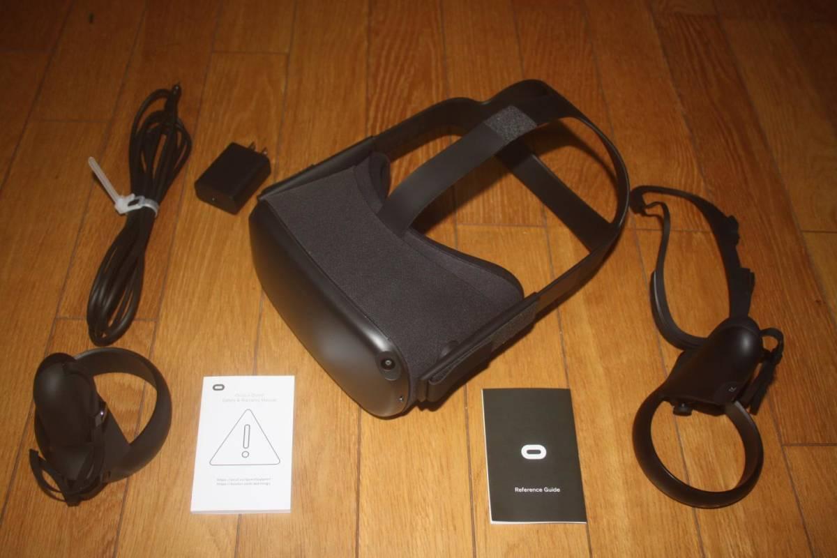 Oculus Quest 64GB  一ヶ月使用_画像3