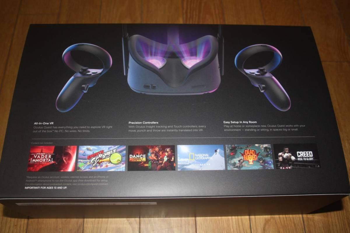 Oculus Quest 64GB  一ヶ月使用_画像2