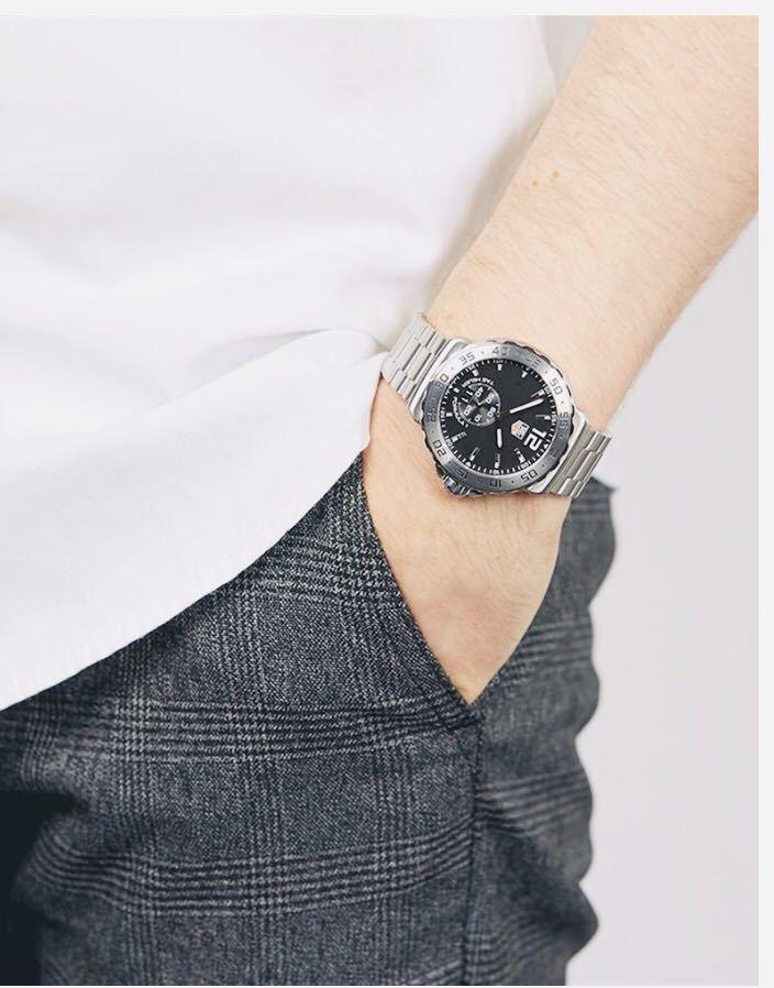 【生産終了激レア】タグ・ホイヤー フォーミュラ1腕時計 Tag Heuer _画像5