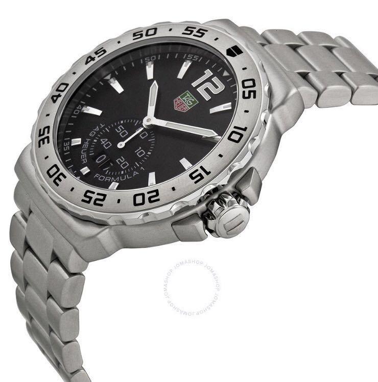 【生産終了激レア】タグ・ホイヤー フォーミュラ1腕時計 Tag Heuer _画像3