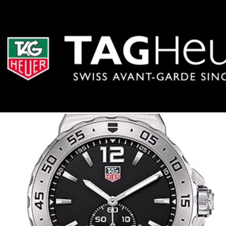 【生産終了激レア】タグ・ホイヤー フォーミュラ1腕時計 Tag Heuer