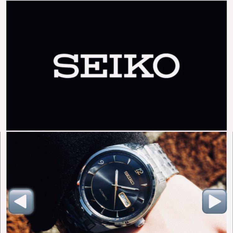 SEIKO 【日本未発売!】本日最終価格!海外限定 超レア セイコー・メンズRecraft_画像8
