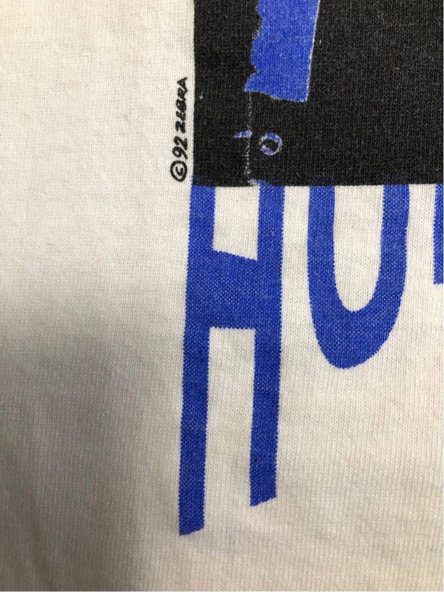 92年製 Human resource ヒューマン リソース ロングt tシャツ バンドt ロンt ヴィンテージ aphex twin rave avid house 90s テクノ techno_画像7